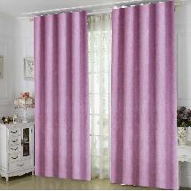 素色壓紋-三明治遮光窗簾1010716-窗簾布