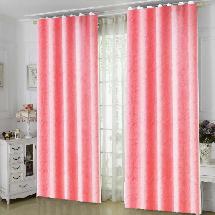 素色壓紋-三明治遮光窗簾1010512-窗簾布