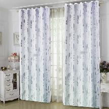 素色壓紋-三明治遮光窗簾1011116-窗簾布