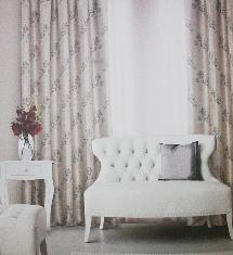 居家時尚二色-窗簾布