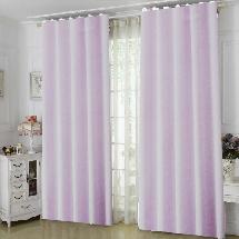 素色壓紋-三明治遮光窗簾1010616-窗簾布