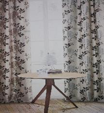 經典不敗鄉村風4-窗簾布