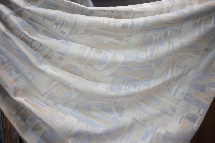 繽紛幾何圖-窗簾布