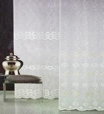 臥室亮白奢華-窗簾布