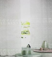 臥室亮白奢華3-窗簾布