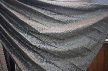 辮子壓紋藤蔓-窗簾布
