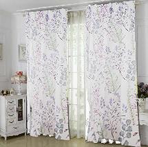 植物藝術2-三明治遮光窗簾布223753-窗簾布