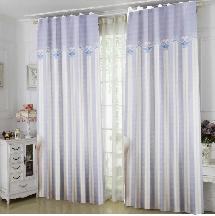 經典公主房1-三明治遮光窗簾布138565-窗簾布