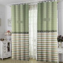 古典優雅系列1-三明治遮光窗簾布316913-窗簾布