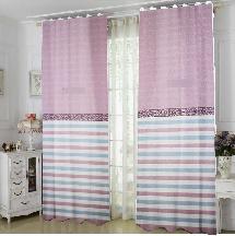 古典優雅系列2-三明治遮光窗簾布31703-窗簾布